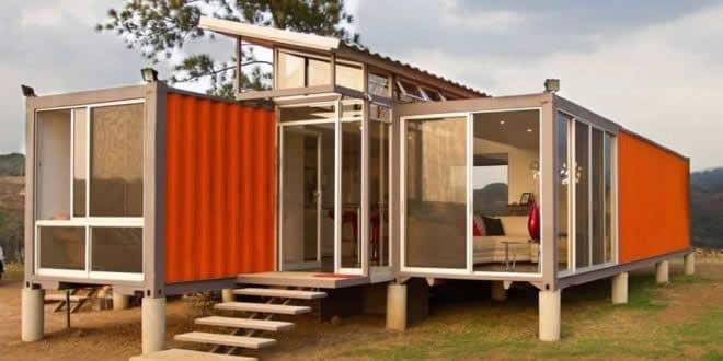 Como projetar sua própria Casa de Contêiner